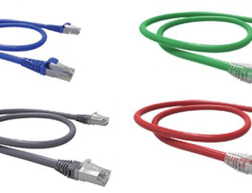A utilização de Patch Cords confeccionados em fábrica é uma garantia de desempenho e qualidade